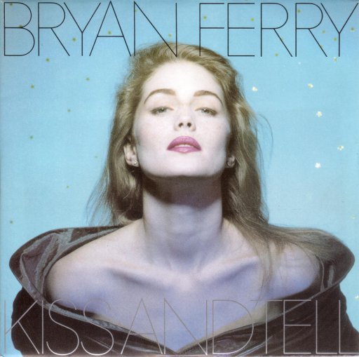 Brian Ferry - Kiss and tell / Zamba - 45T SP 2 titres