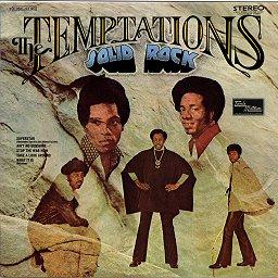 Temptations - Solid Rock - 33T