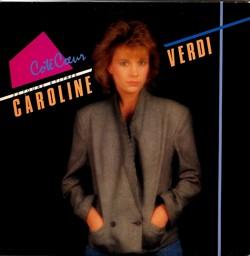 Caroline Verdi - Coté coeur - 33T