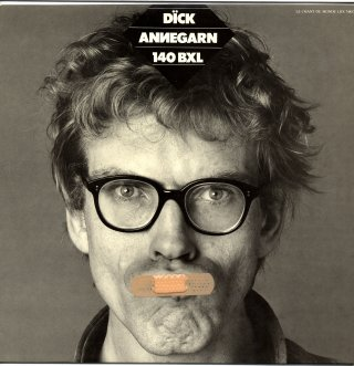 Dick Annegarn - 140 BXL - LP