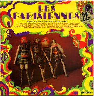 Les Parisiennes - Dans la vie faut pas s'en faire - LP