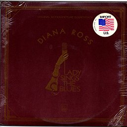 Diana Ross - Lady sings the blues - LP x 2